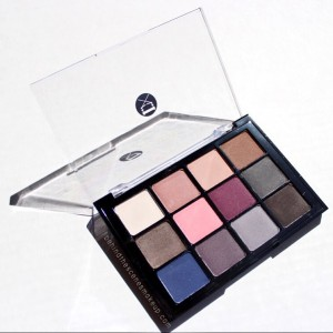 New Post up on BTSmakeup VISEART Cool Mattes Palette Swatcheshellip