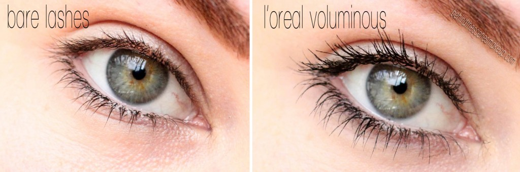 Beauty Review: L'Oreal Voluminous Mascara
