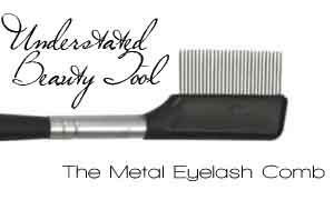 Metal Eyelash Comb