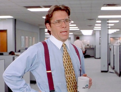 Gary Cole Office Space Lumbergh
