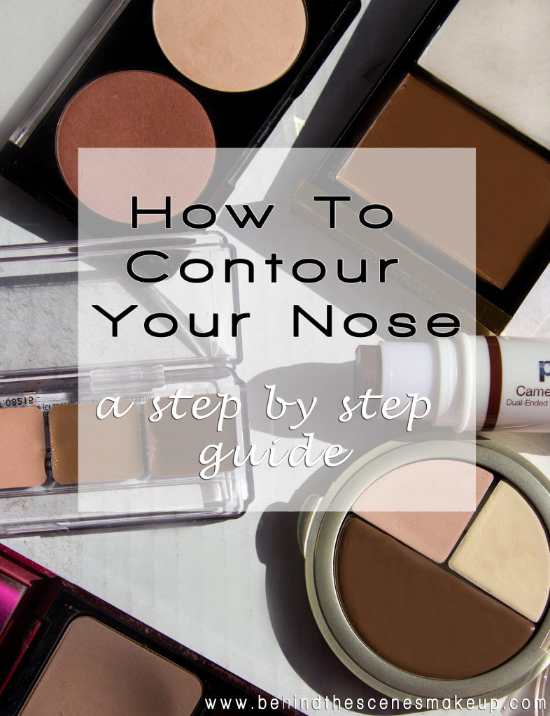How to Contour Your Nose : A Step by Step Guide