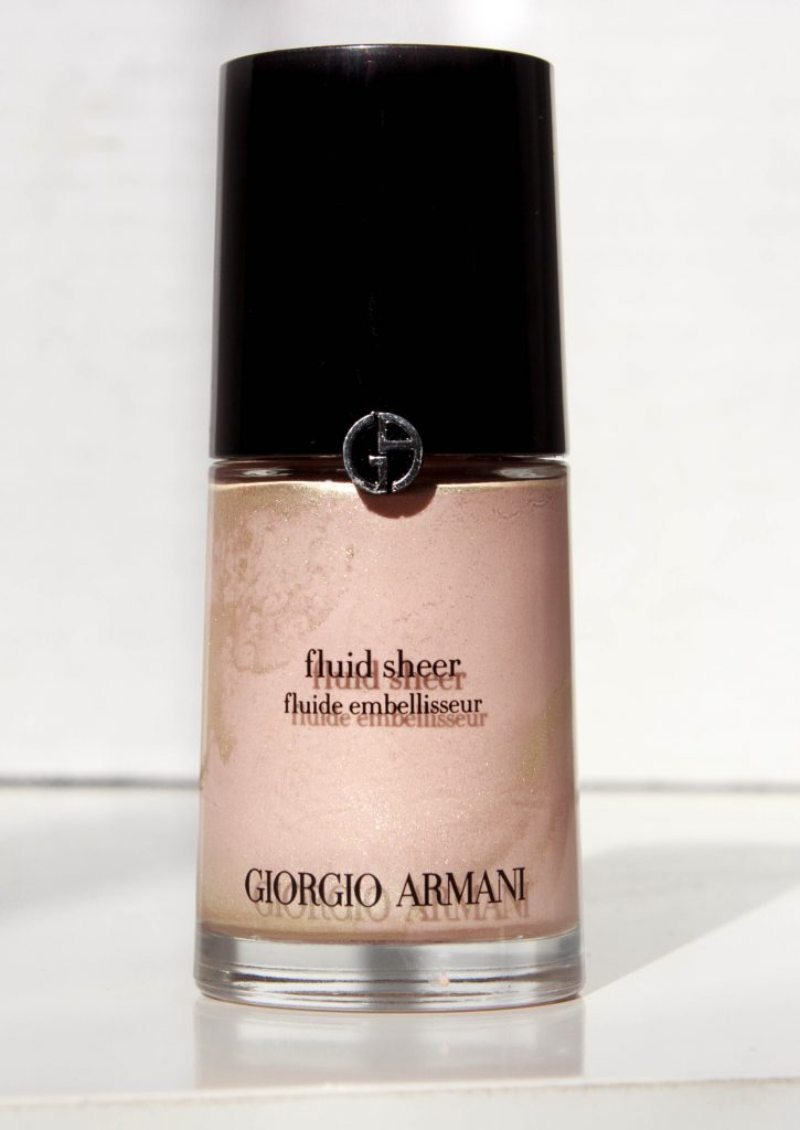 Armani Fluid Sheer : How to Contour and Highlight your Nose