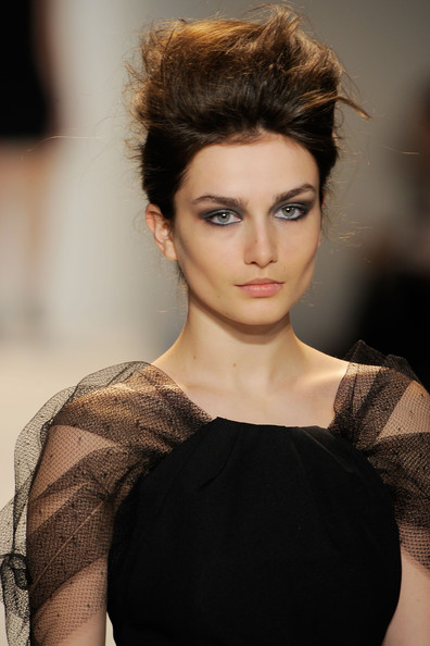 Lela+Rose Fall 2010 Makeup