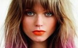 abbey lee orange lips