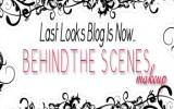 Behind the Scenes Makeup - Beauty Blog
