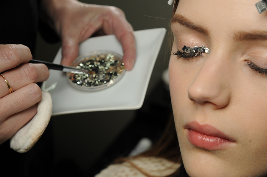 PFW-Fall-2013-Chanel beauty