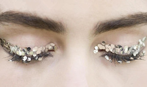 Chanel Fall 2013 Makeup