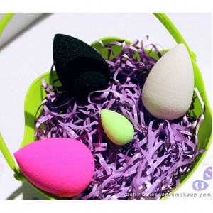 My kind of basket. Happy Easter! @beautyblender #blendingbasket