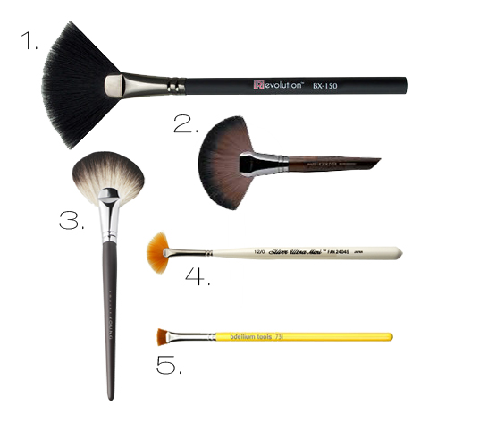 Best Fan brushes