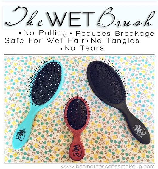 The Wet Brush. The Best Brush Ever?
