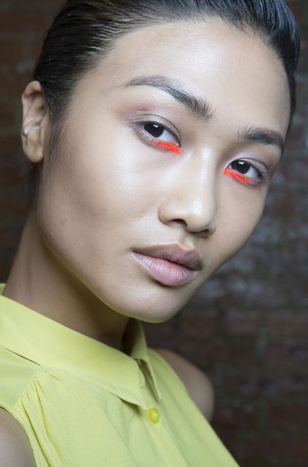 Peter Som Spring 2015 Beauty