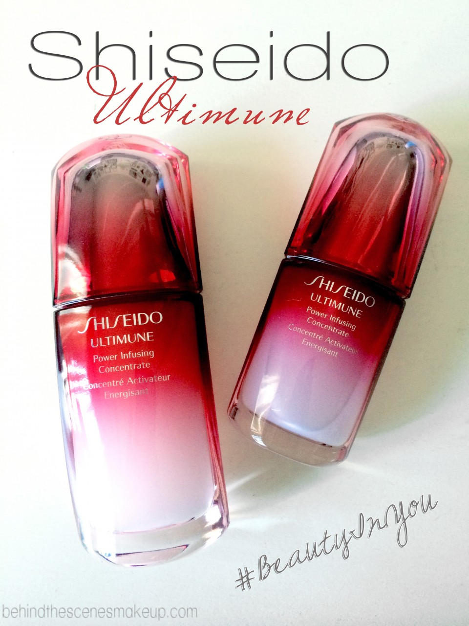 Review: Shiseido Ultimune Power Infusing Concentrate