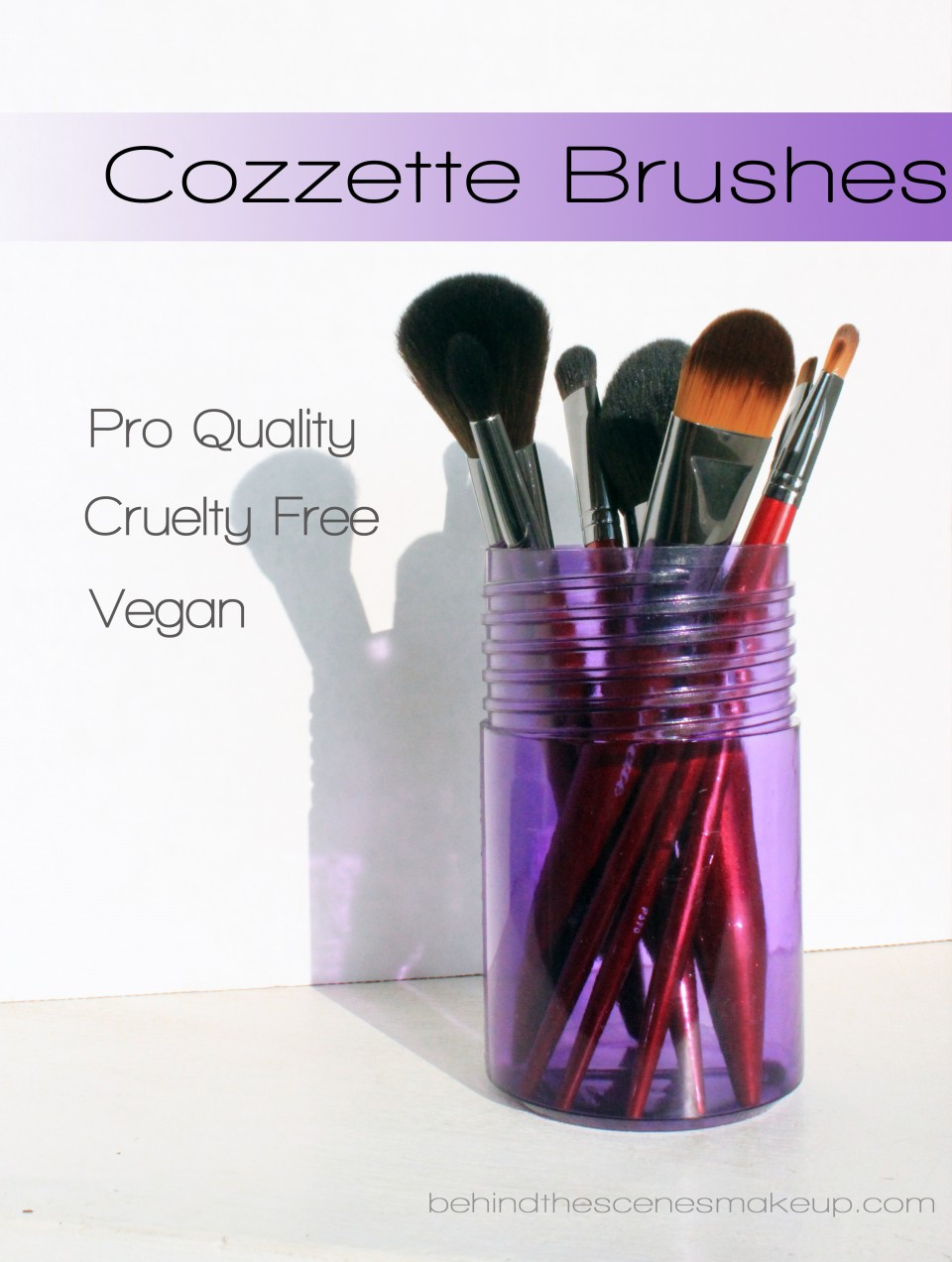 Cozette Brush Review