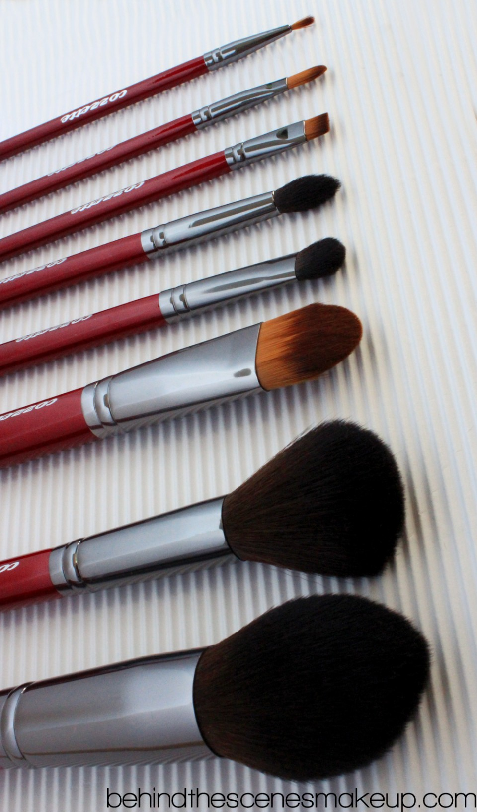Review: Cozzette Brushes - Vitality Collection