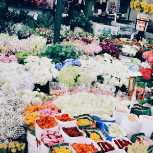 Flower Market Fridays