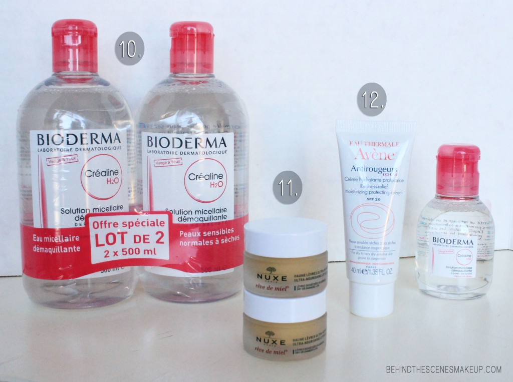 City Pharma - Bioderma Nuxe Lip Balm Avene Anti Rougeres