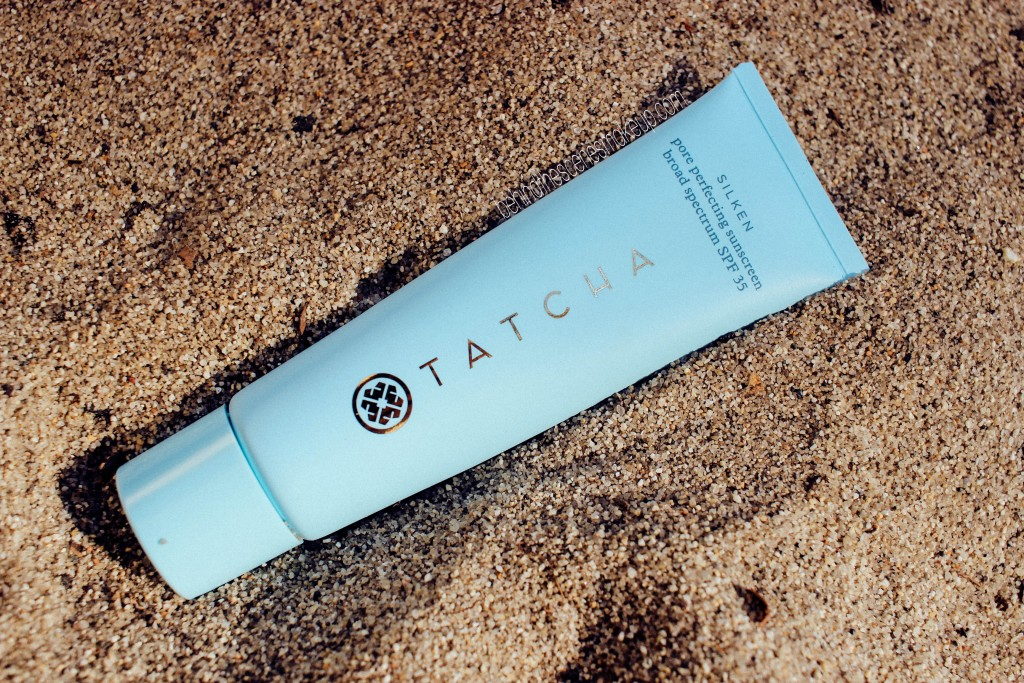 Review: Tatcha Pore Perfecting Sunscreen