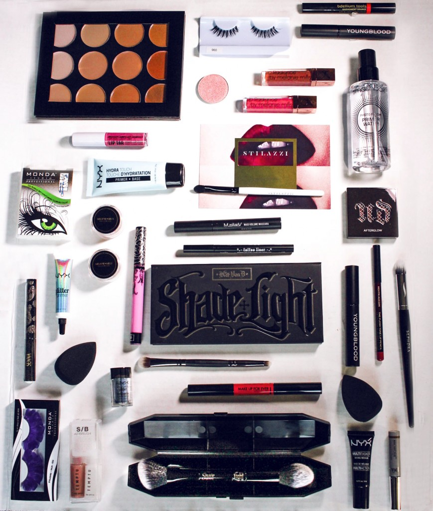 Makeup Show LA 2016
