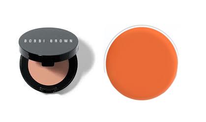 Peach and Orange Concealer