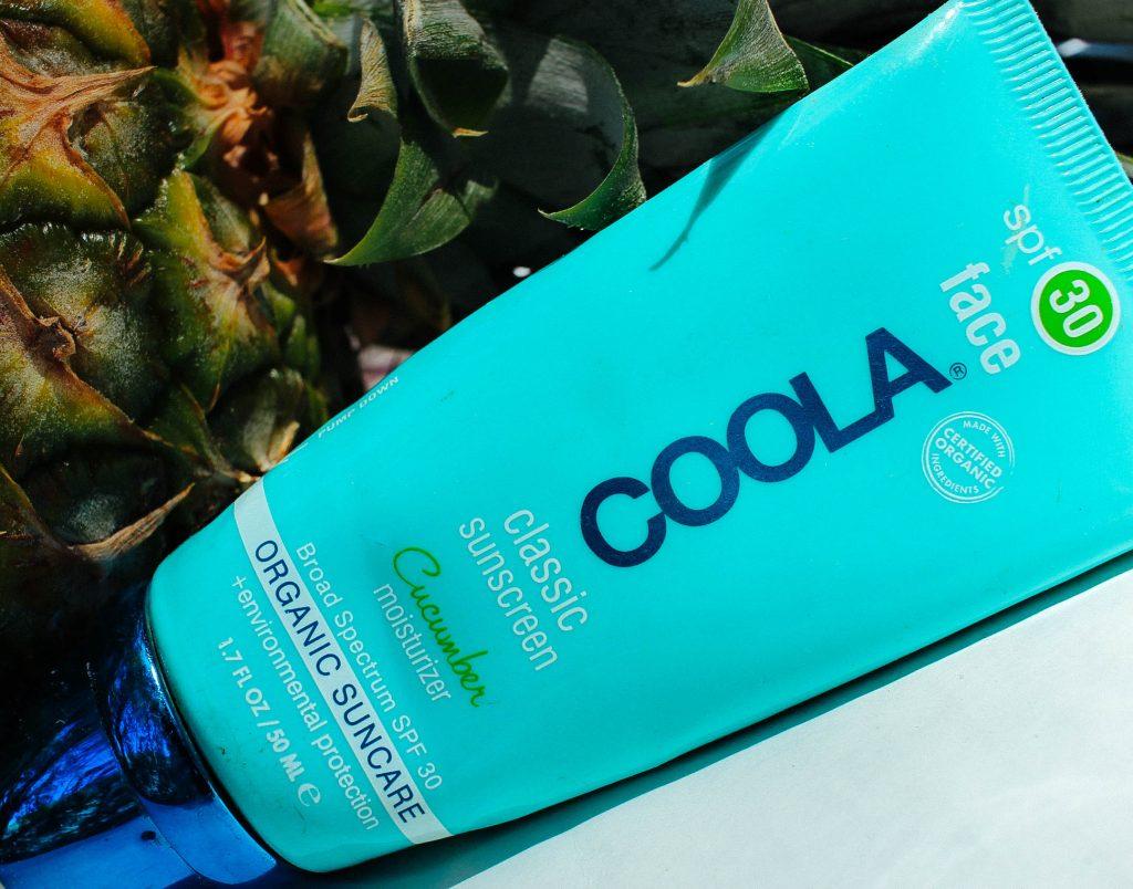 Eco-Conscious Beauty Brands : Coola Face Sunscreen