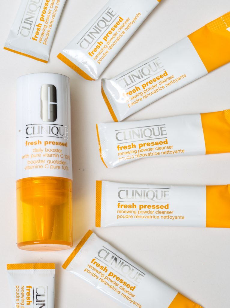 Clinique Fresh Pressed 7 Day System with Vitamin C