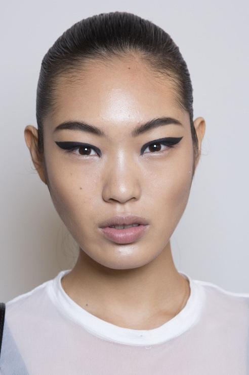 Cushnie Et Ochs makeup spring 2015