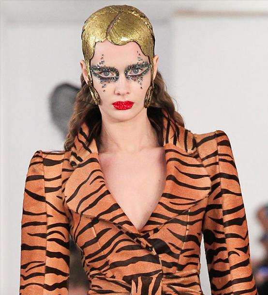 Margiela Makeup Spring 2015 2