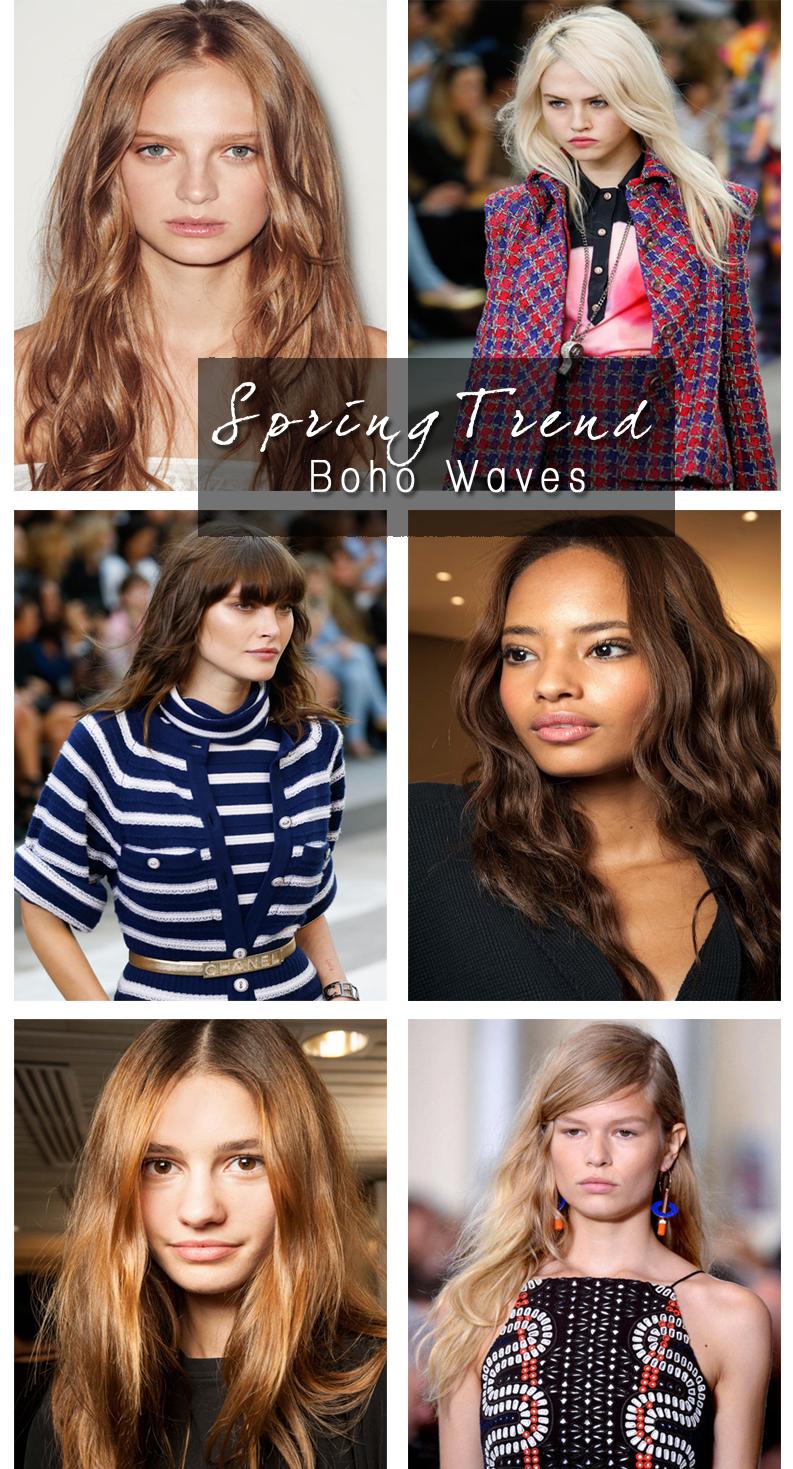 Spring Trend- Boho Waves