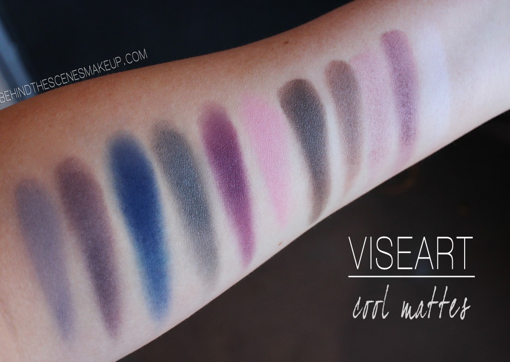 Viseart-Cool-Mattes-Swatches-