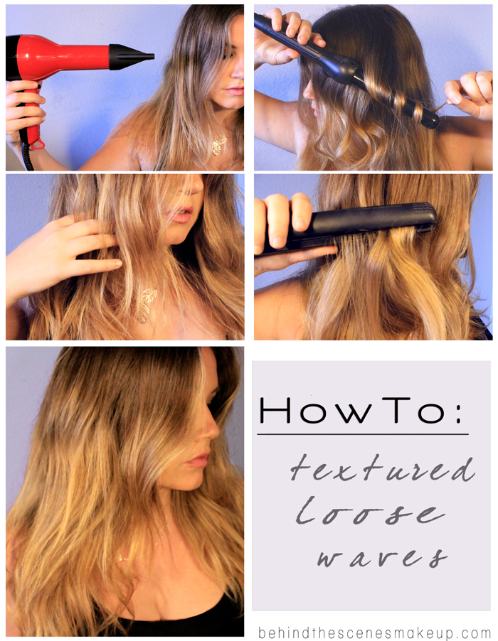 textured loose waves 2