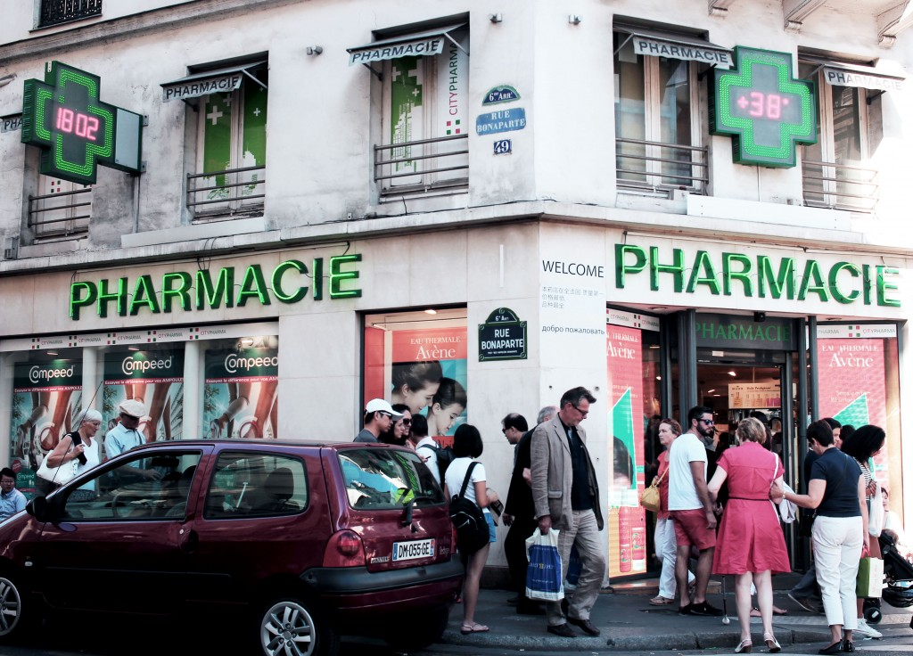 City Pharma // The Best French Pharmacy in Paris. Tips for visiting plus how to save the most money