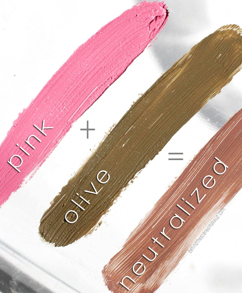 How to Use Pink Concealer and Primer