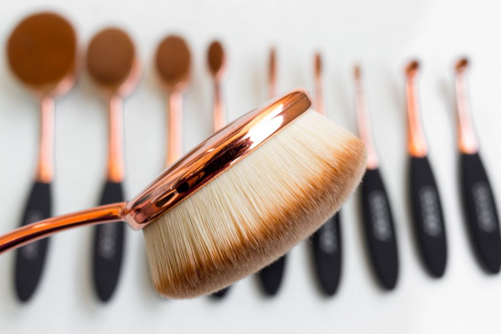 Docolor #10 Oval Brush