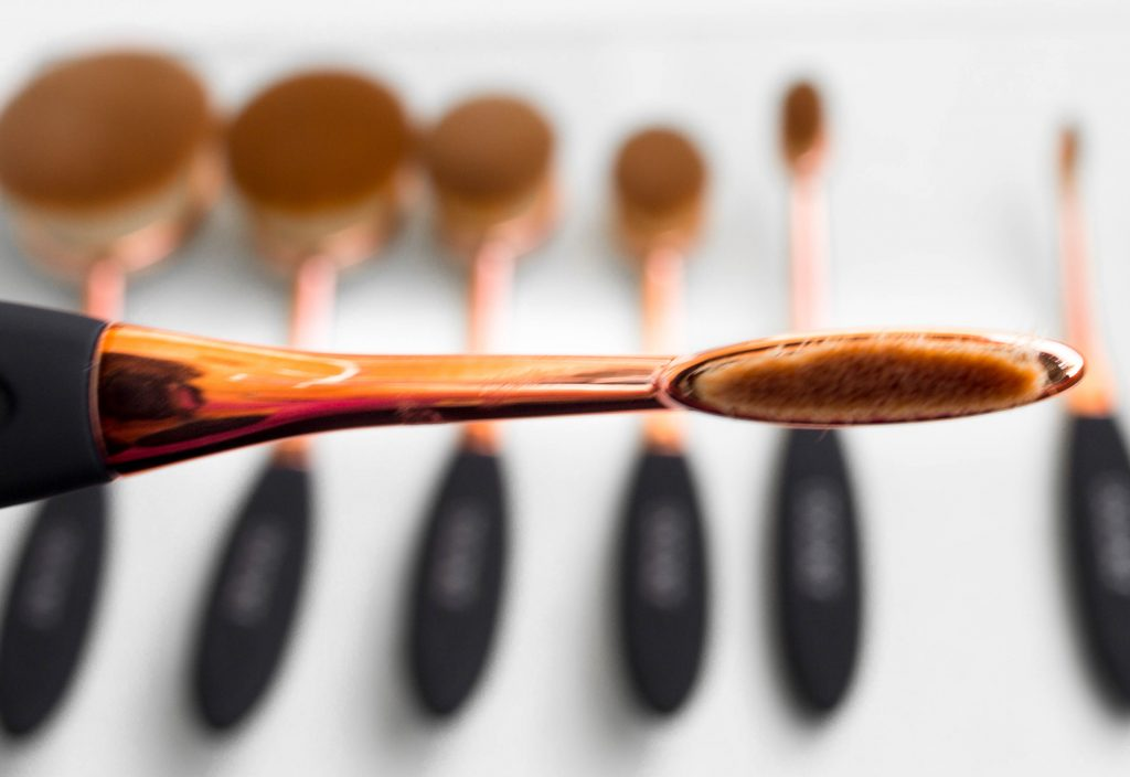 Docolor #5 Oval Brush