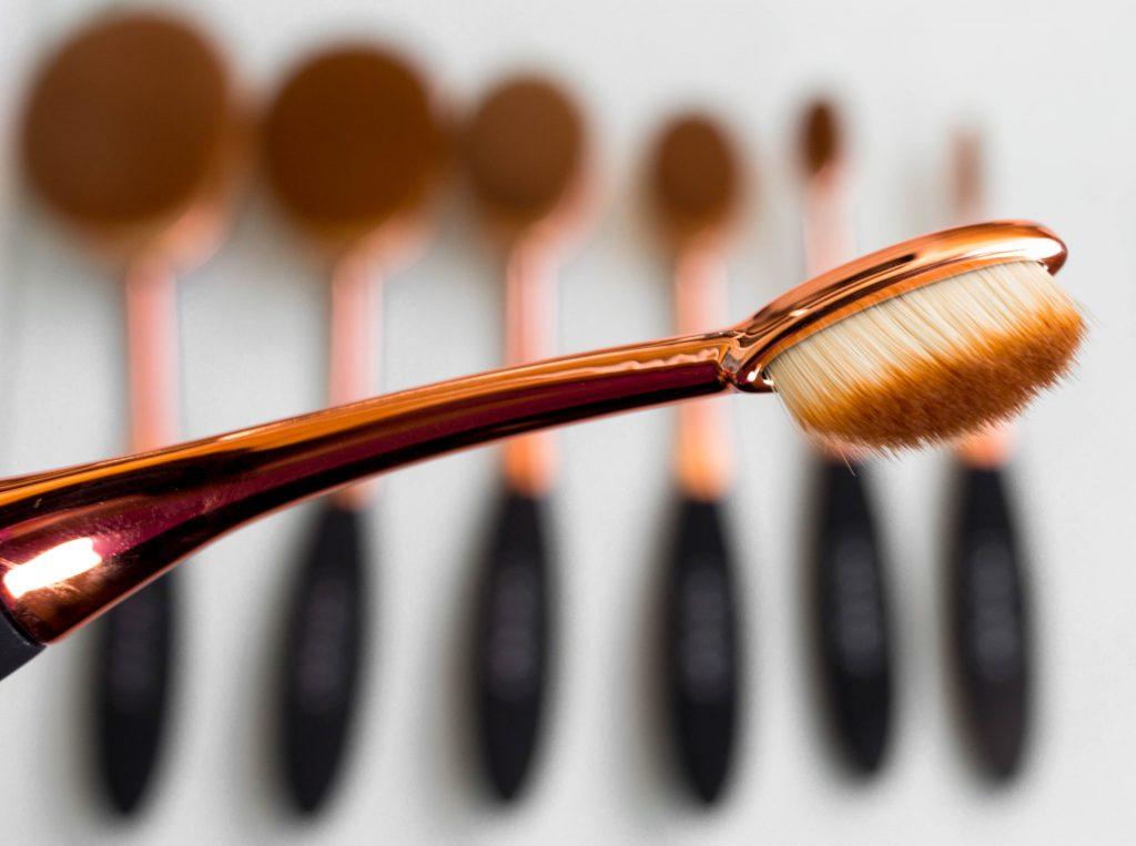 Docolor #4 Oval Brush