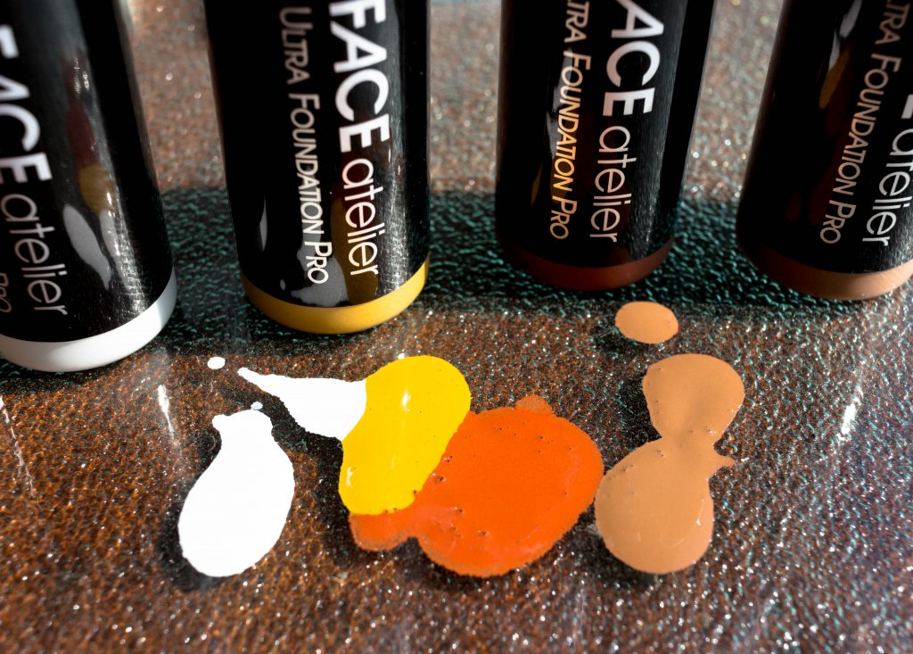 Face Atelier Adjuster Swatches
