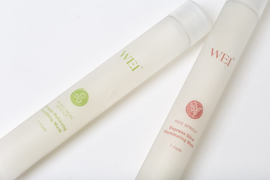 WEI Sheet Masks