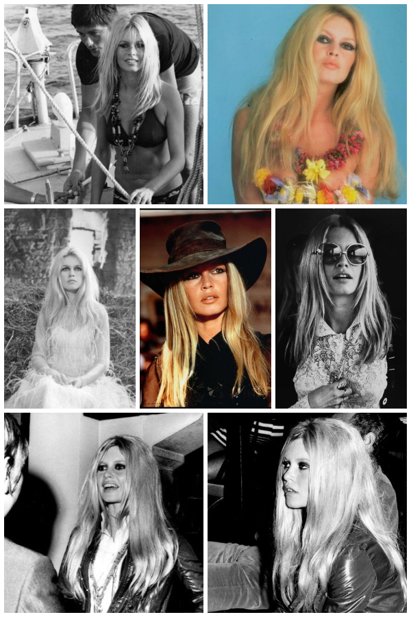 Brigitte Bardot Hair Makeup Breakdown Re Create Her Iconic Look