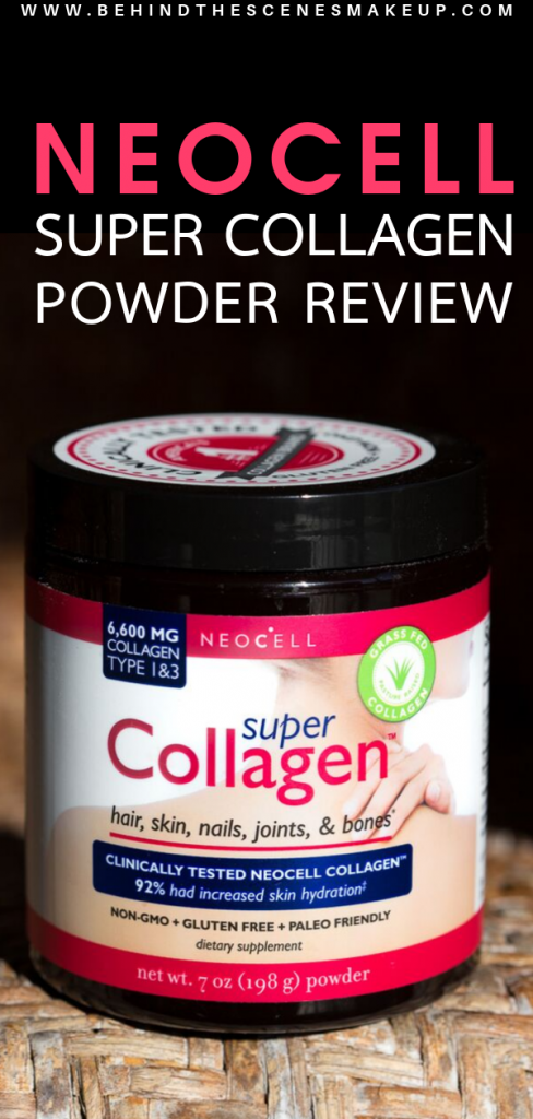 NEOCELL SUPER COLLAGEN POWDER REVIEW