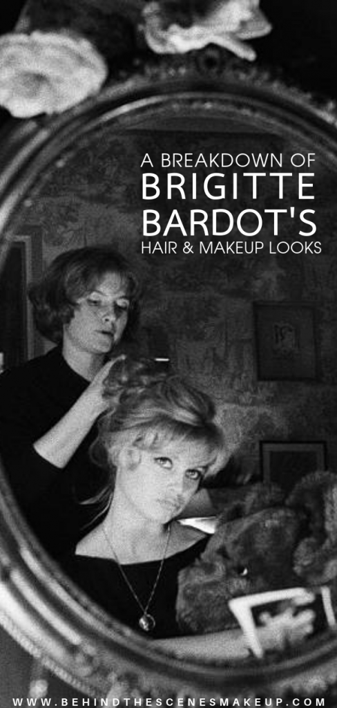 Brigitte Bardot Makeup & Hair